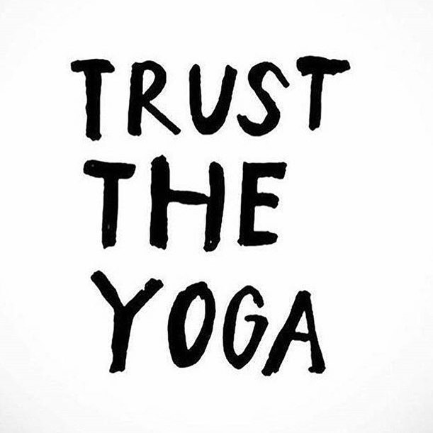 Commit to the work and trust the process. Each time you practice, you are embracing a stronger and healthier you. Relax, be patient, and feel the difference ✌🏼