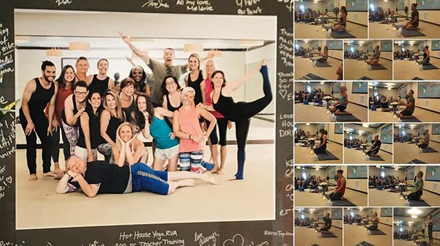 Congratulations Hot House Yoga RVA's first Teacher Training graduates! The information is yours. ⠀⠀⠀⠀⠀⠀⠀⠀⠀⠀⠀⠀ ⠀⠀⠀⠀⠀⠀⠀⠀⠀⠀⠀⠀ Your experience will give you the knowledge for wherever you want to go. We thank you from the bottom of our hearts! ⠀⠀⠀⠀⠀⠀⠀⠀⠀⠀⠀⠀ ⠀⠀⠀⠀⠀⠀⠀⠀⠀⠀⠀⠀ Thank you all for this wonderful gift! HHY RVA Teacher Training 2018!