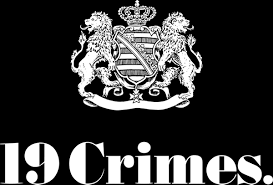 19 Crimes Wines - Our new sevens sponsor is 19 Crimes, a range of Australian wines inspired by thenineteen crimes that turned criminals into colonists. Upon conviction British rogues guilty of a least one of the 19 crimes were sentenced to live in Australia, rather than death. This Wine celebrates the rules they broke and the culture they built.