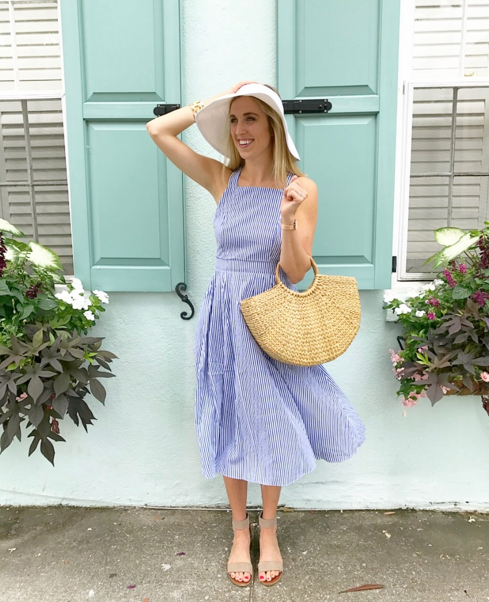 $21 Dress & Our Engagement Party — Southern Tailored