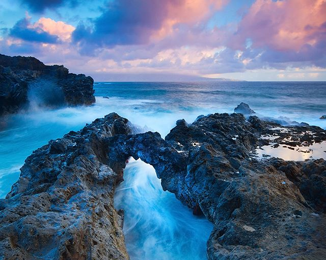 """Exodus"" Sunrise on the SouthWest coast of Maui."