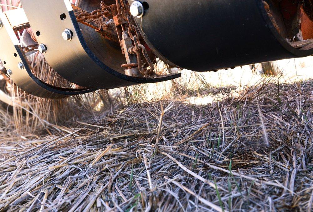 AquaTill Pump Underside