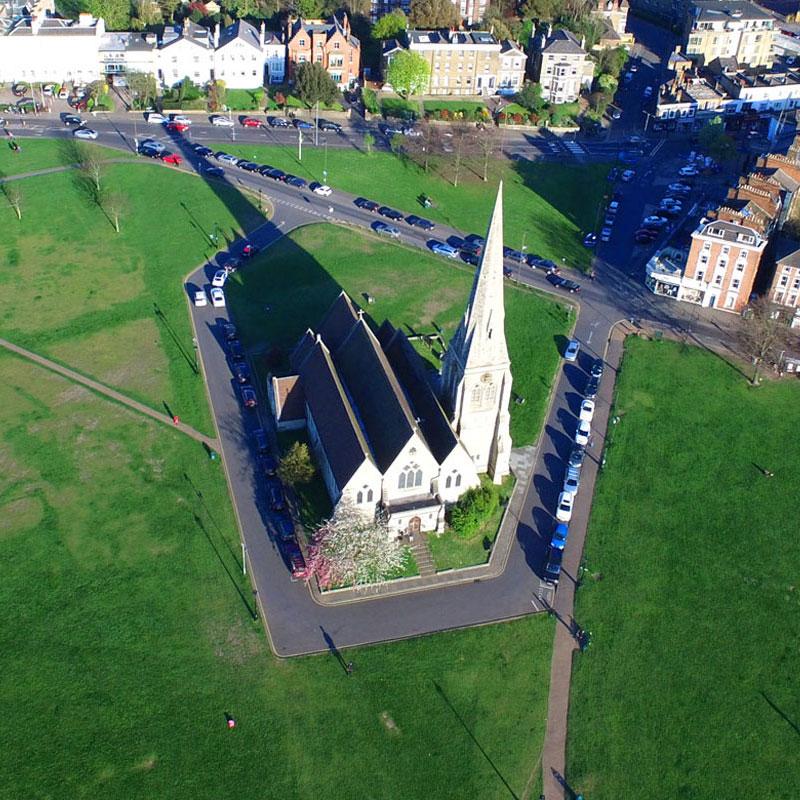 All Saints Church Balckheath
