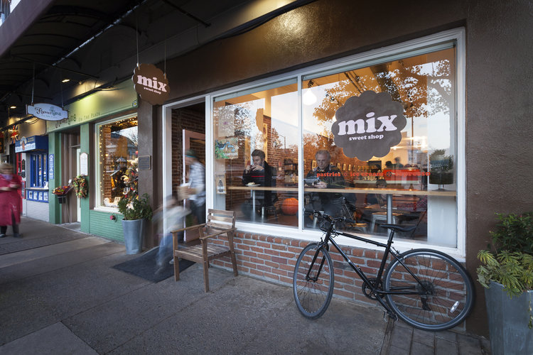 Mix Sweet Shop<br>Ashland, OR
