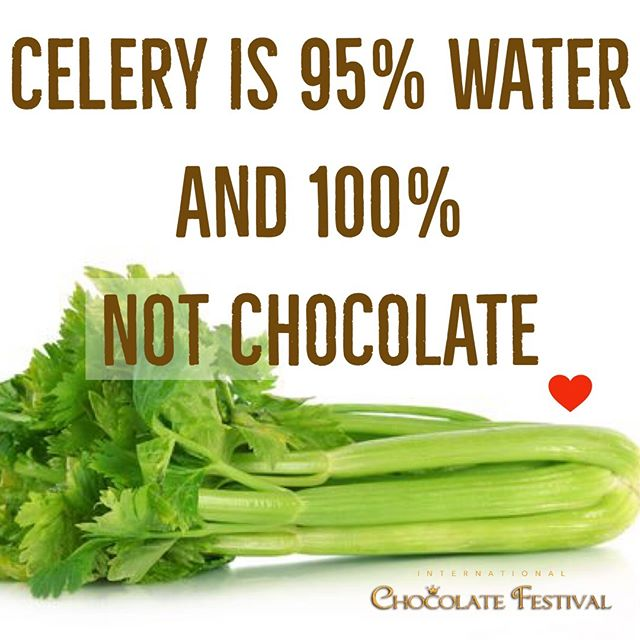 #truth Have a great long weekend! #intlchocfest #chocolate