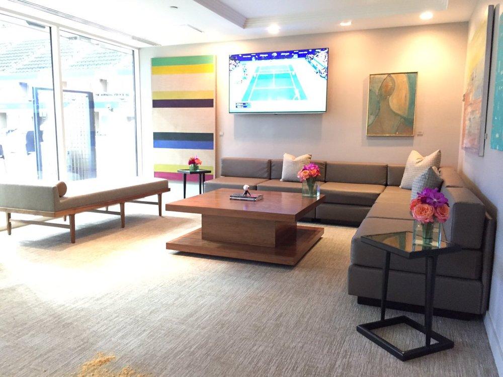 Billie Jean King National Tennis Center President's Suite