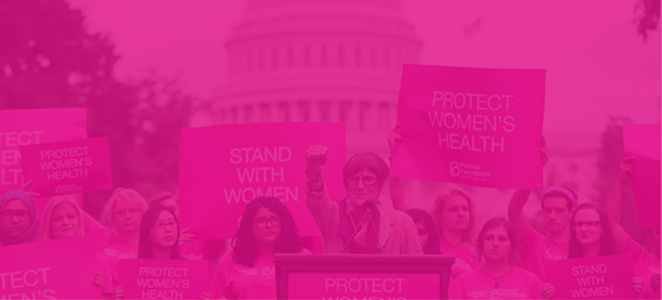 Planned PArenthood Lobby Day App  -