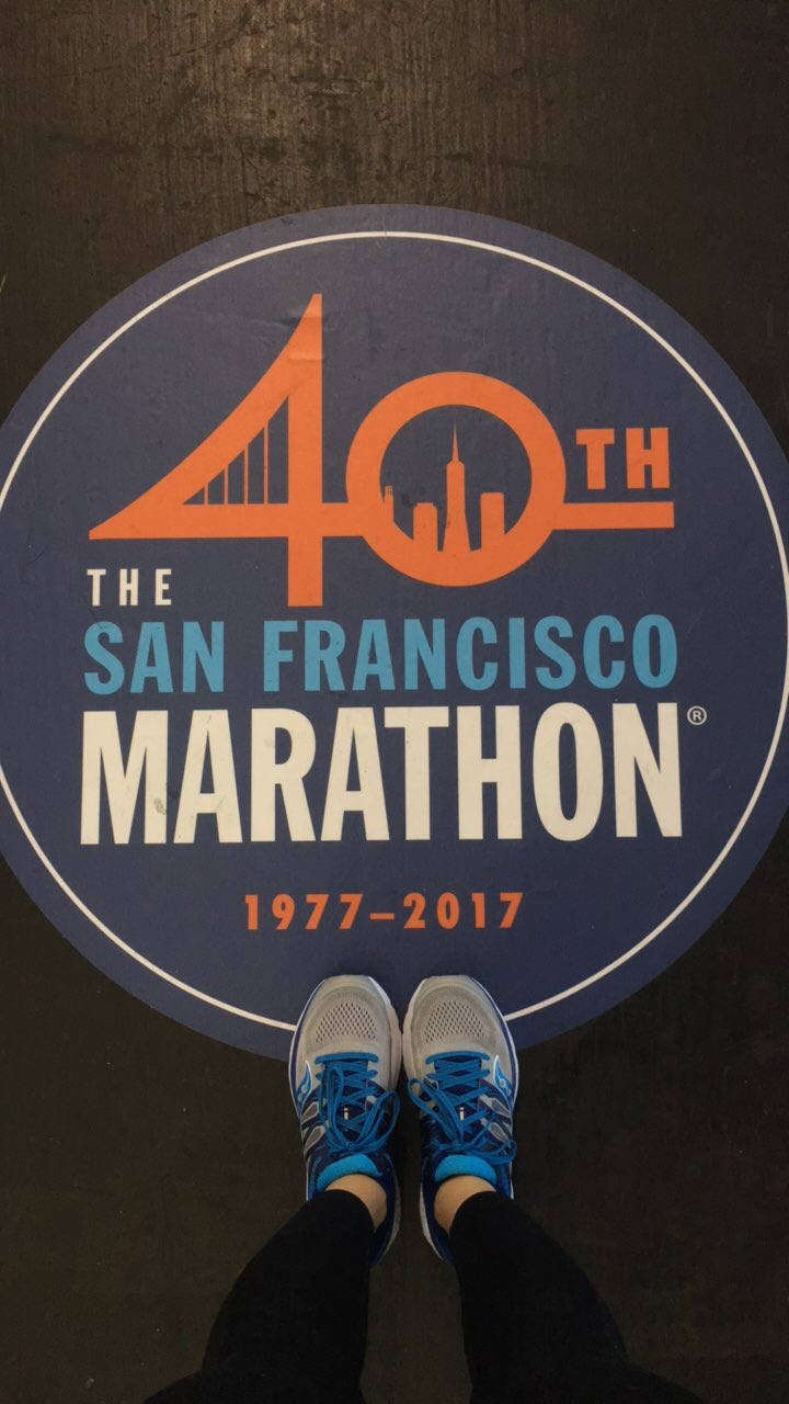 The SF Marathon Expo 2017