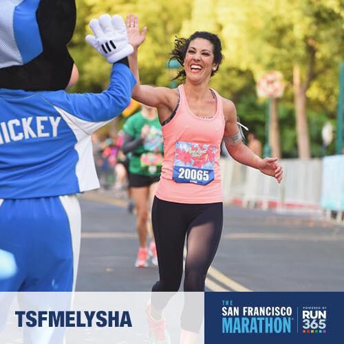 Limited Time San Francisco Marathon Discount Code: TSFMElysha