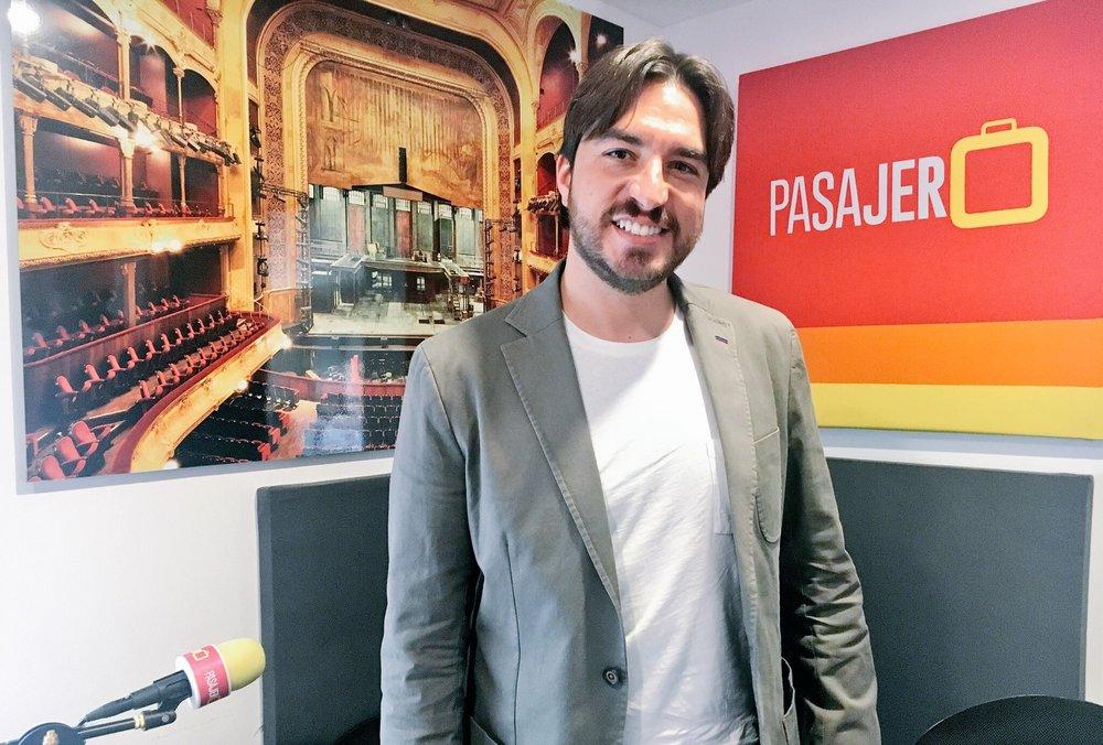 Sergio Mariscal, Director de CarGlobe.