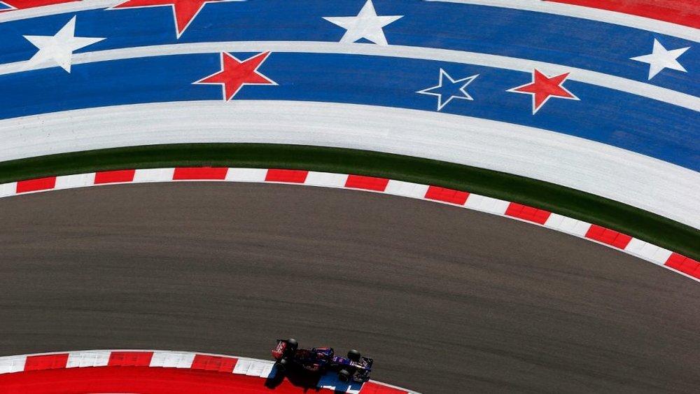 EL Gran Premio de los Estados Unidos