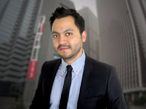Rodrigo Martínez,  CEO de Busolinea.