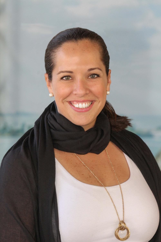 Carla Campos , Directora de Marketing de la  Compañía de Turismo de Puerto Rico