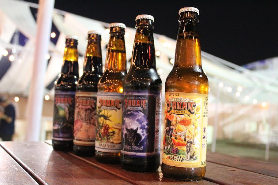 Cerveza Fauna