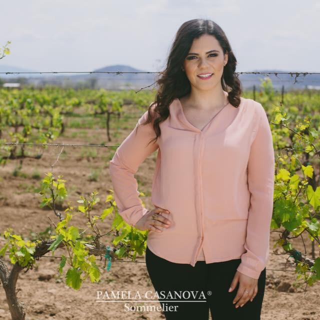 Pamela Casanova nos recomienda vinos para disfrutar en pareja