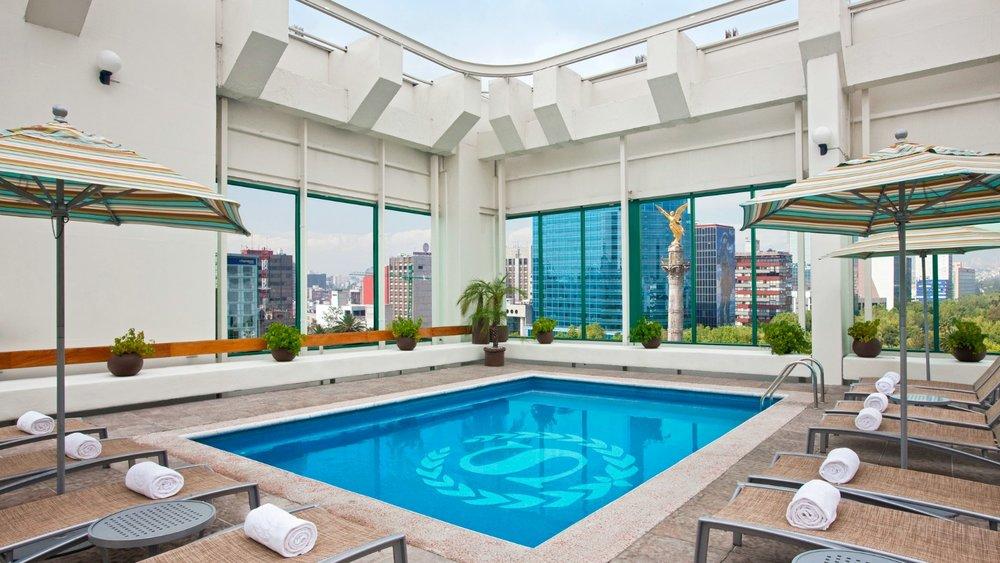 Hotel Sheraton Maria Isabel en la Ciudad de México