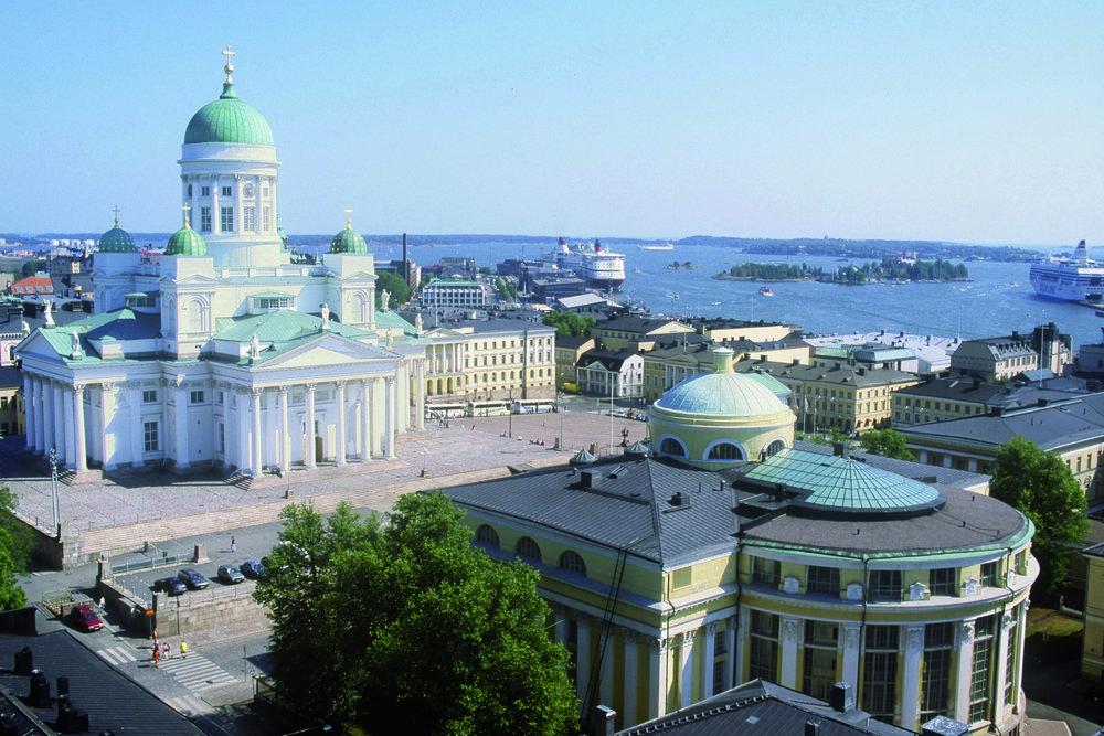 Helsinki y su archipielago