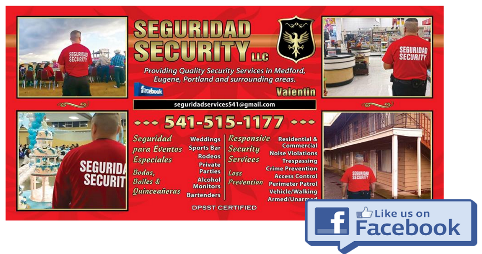 About — Seguridad Security