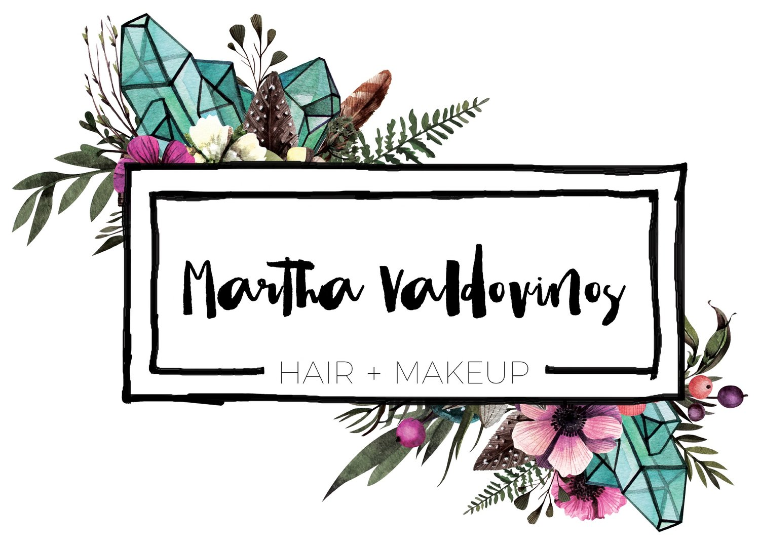 MARTHA VALDOVINOS Hair + Makeup