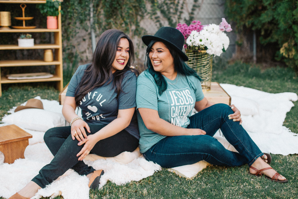 BFF STYLED SHOOT - 3.11.17