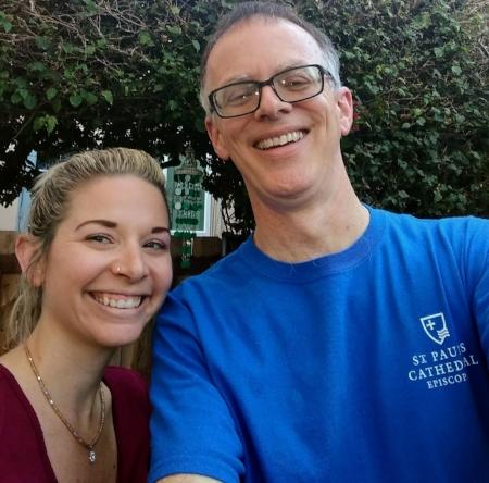 Erica and Philip Petrie