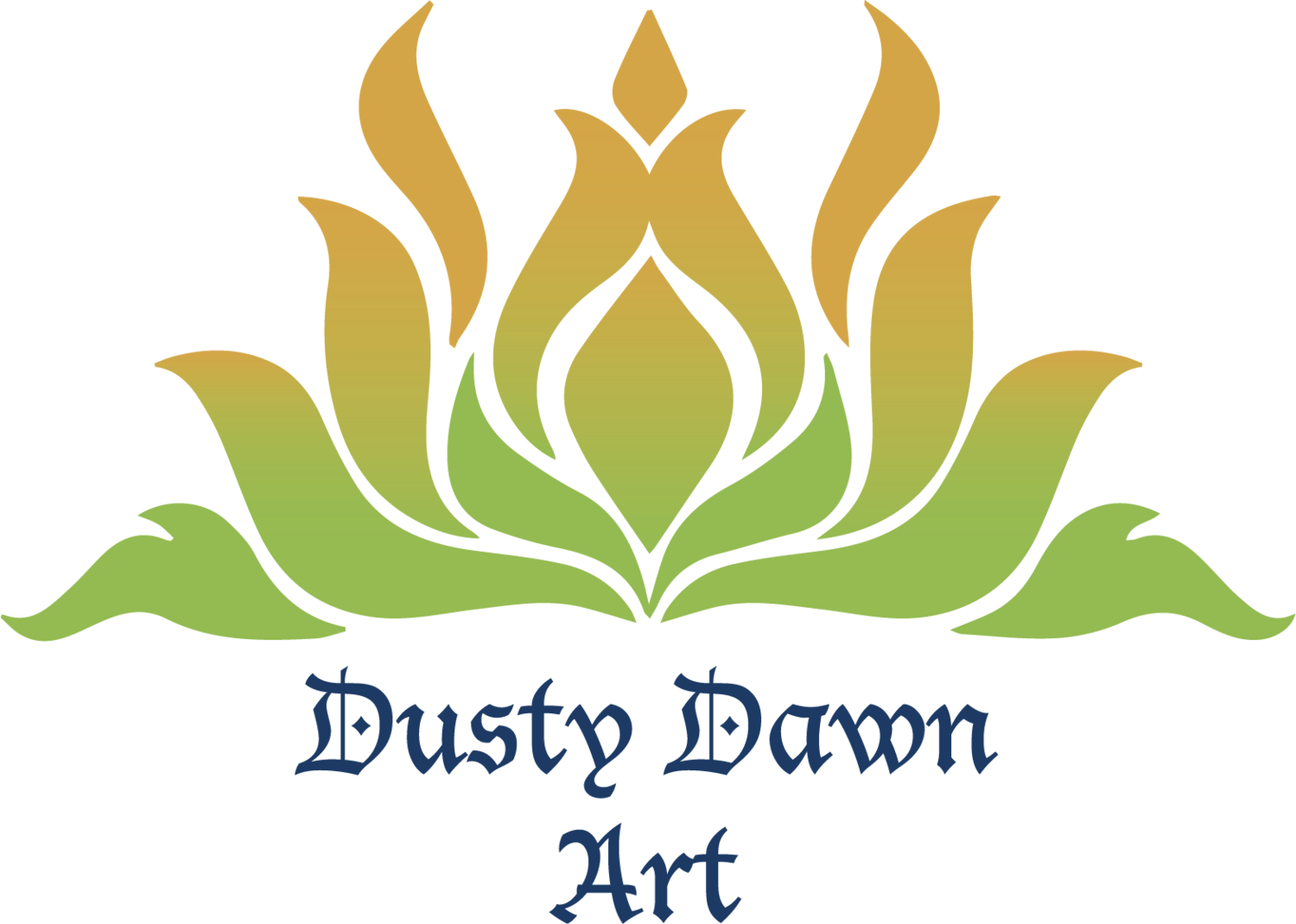 Dusty Dawn Art