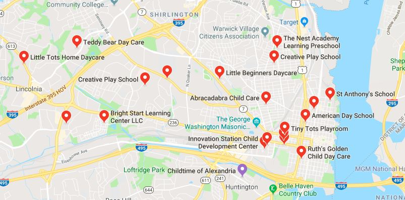 Alexandria: Google Results