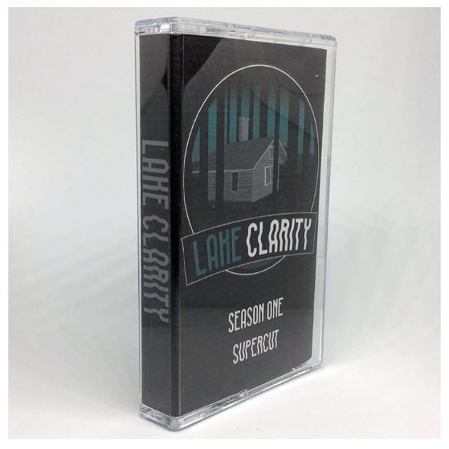 We make stuff, like this! You might have heard of our flagship show, @lakeclarity! #AudioDrama