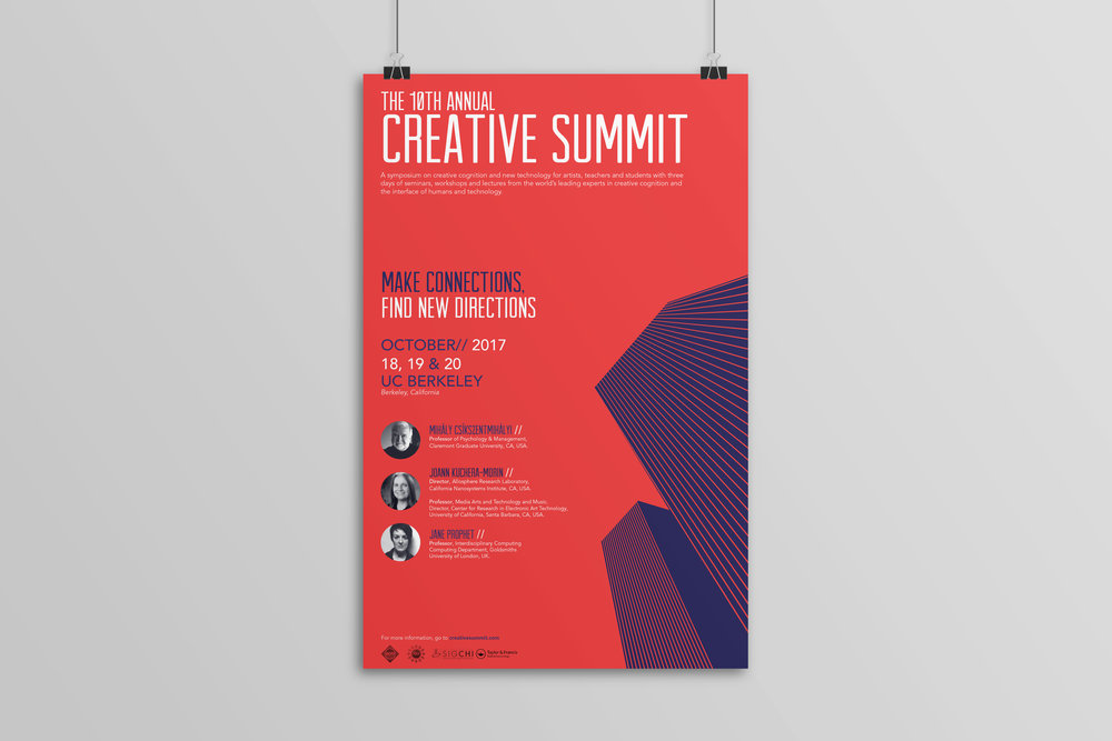 Creative Summit | Poster | Team Project