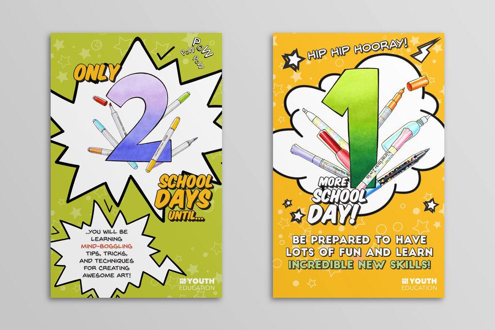Imagination International Inc | Youth Education Posters