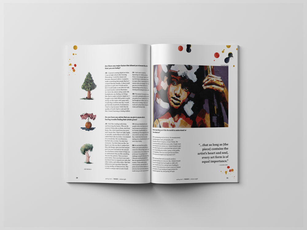 Creative Insights | Inner Spread