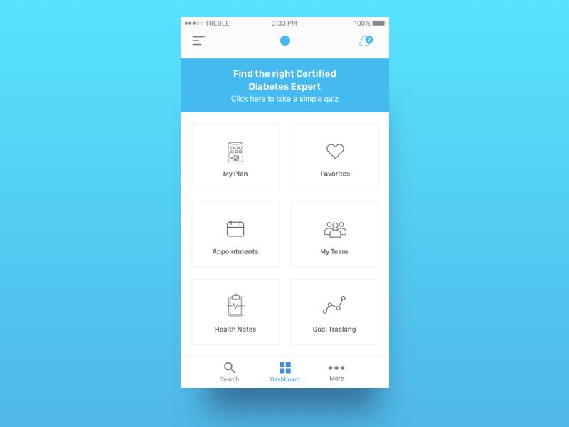 Diabeties App