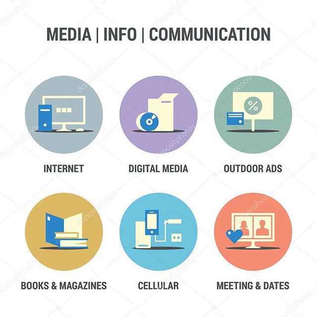 Media is the primary medium for mass communication. Leverage it.