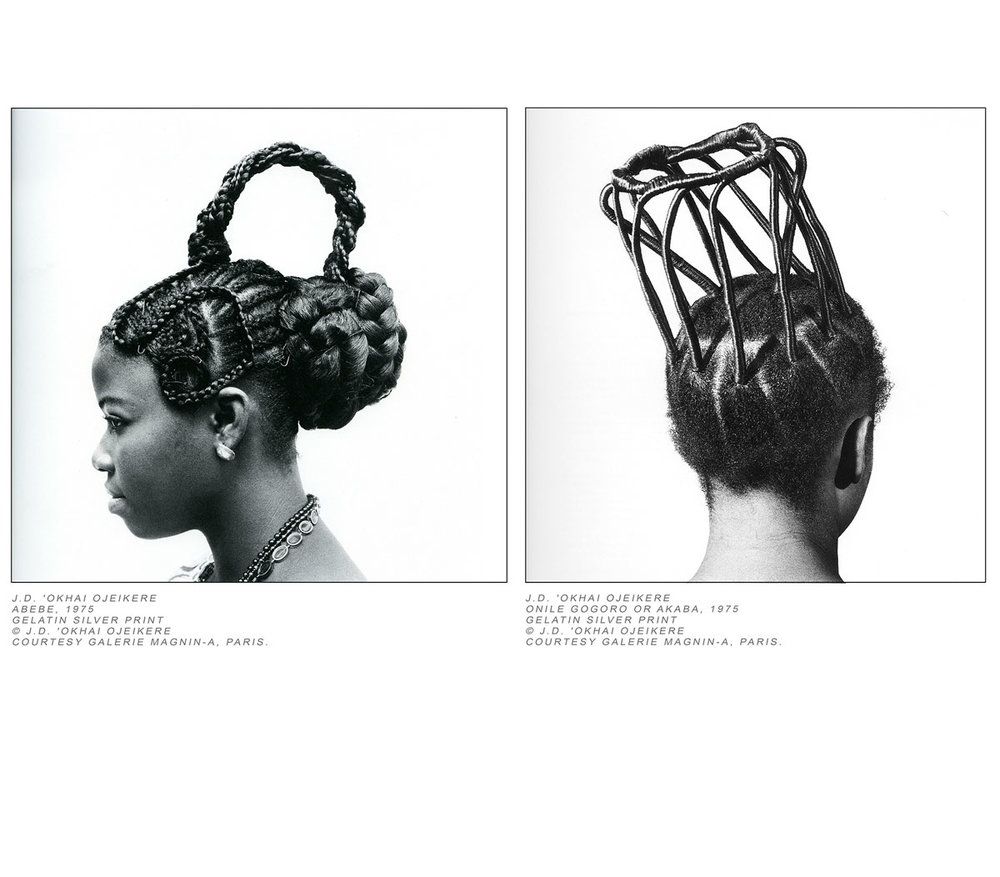 J.D 'Okhai Ojeikere: Hairstyles and Headresses - Southbank Centre's Hayward Gallery and Of One Mind present the first Australian tour of work by the acclaimed African photographer J.D 'Okhai Ojeikere for WOW at Festival 2018.  J.D 'Okhai Ojeikere's Hairstyles series is a unique typological survey, which provides an enduringly beautiful and powerful insight into Nigerian culture. The exhibition will feature over 40 images printed from the original negatives.