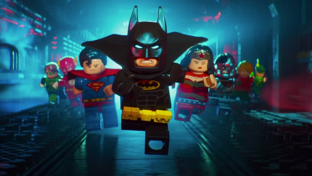 The Lego Batman Movie   - This film was a lot of fun, and is essential viewing for both Batman fans as well as Lego aficionados. There is so much obscure Batman trivia stuffed into this film that it can be watched many times and you will still find things you didn't notice before. I strongly recommend this flick!