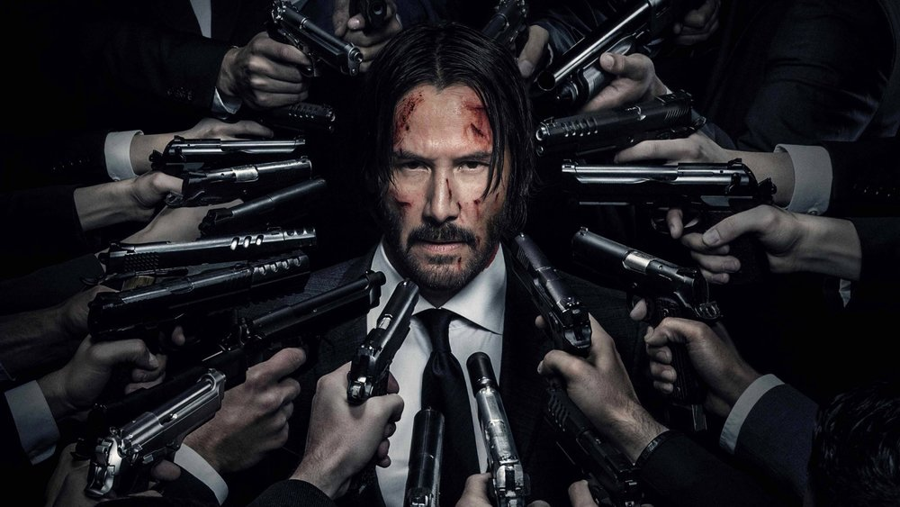 """John Wick: Chapter 2   - Anybody that loves action movies will love the   John Wick   series. This movie is non-stop action and the film further expands the intriguing mythos that was established in its first installment. Anybody that's seen the film will forever remember the line, """"With a pencil!"""" - This film is not to be missed."""