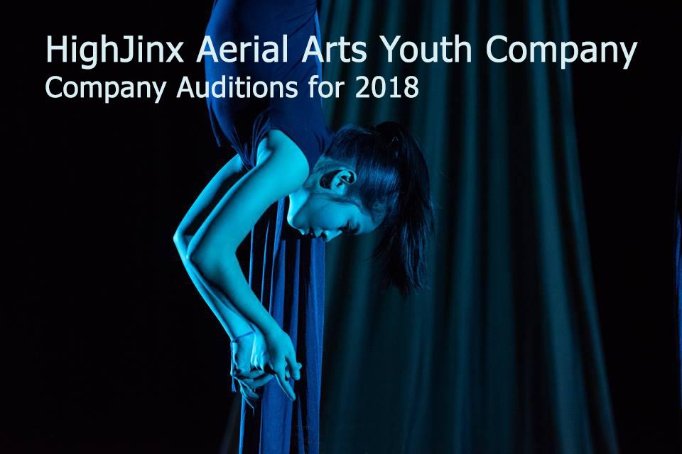 HighJinx Auditons 2018