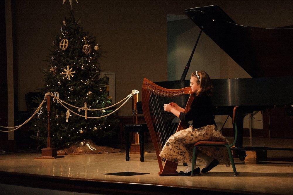 December 2014 Recital -