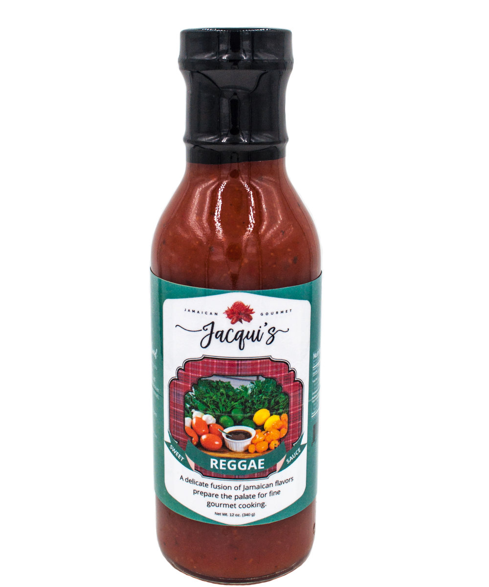 Sweet Reggae Sauce Jacqui S Gourmet