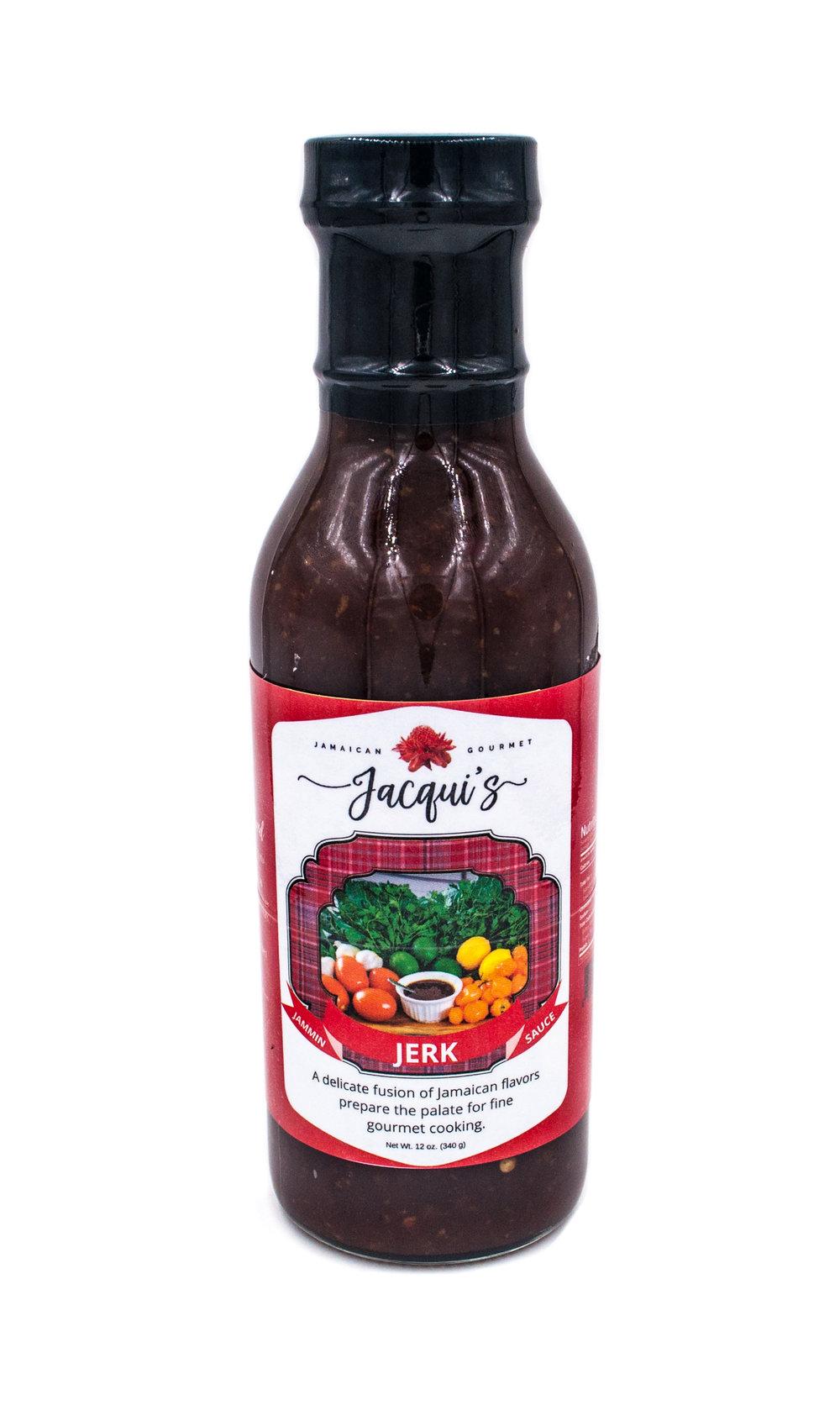 Jammin\' Jerk Sauce — Jacqui\'s Gourmet