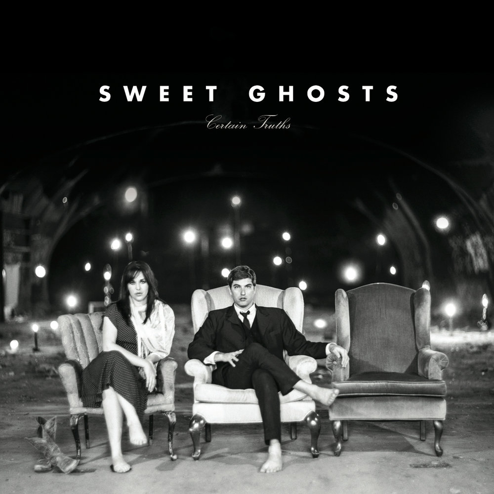 "Sweet Ghosts ""Certain Truths"" Album Artwork"