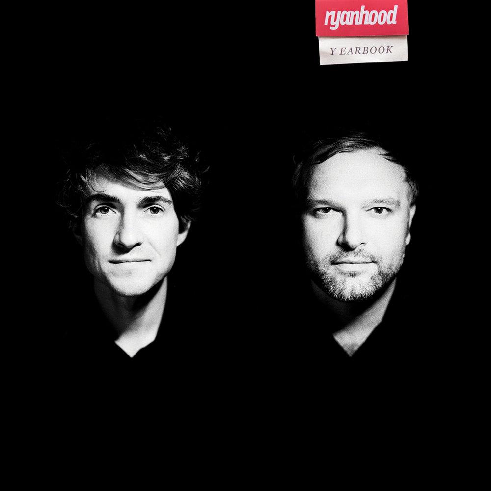 "Ryanhood ""Yearbook"" Album Artwork"