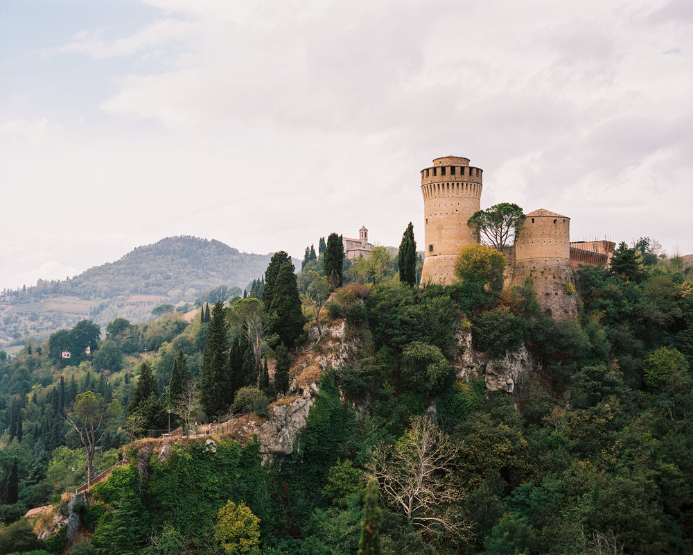Rocca Manfrediana Brisighella, Italy  2017
