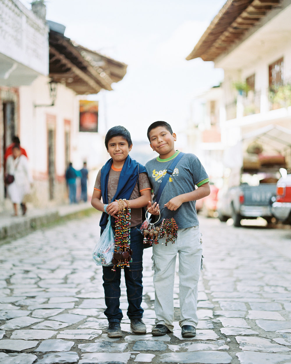 Local Boys Cuetzalan, Puebla Mexico  2015