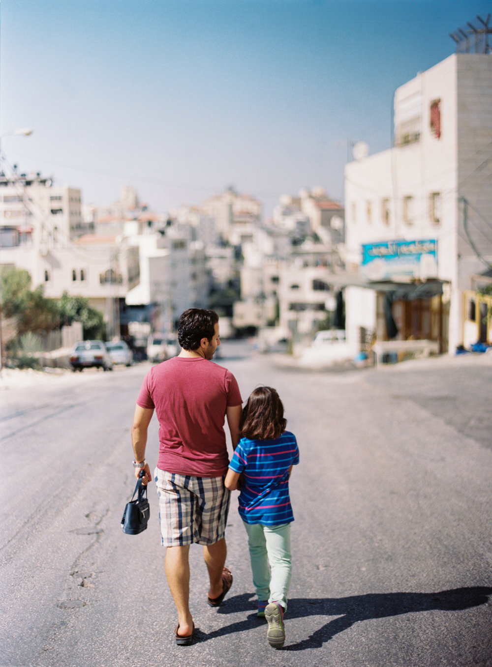 Brother and Sister Hebron, Palestine West Bank  2015