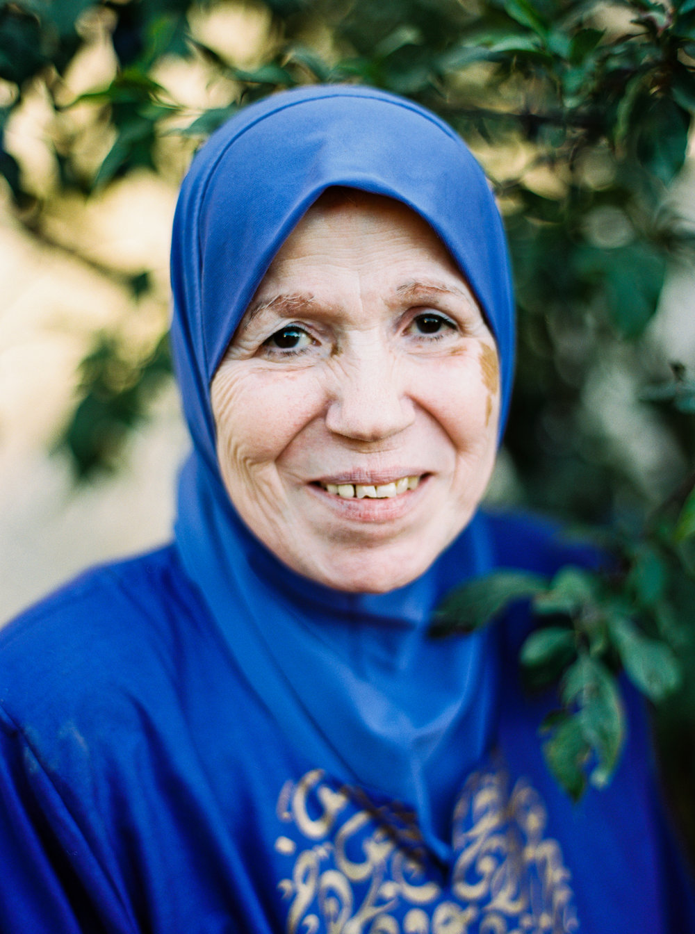 Palestinian Woman Hebron, Palestine West Bank  2015
