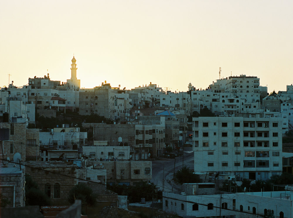 Hebron, Palestine West Bank  2015