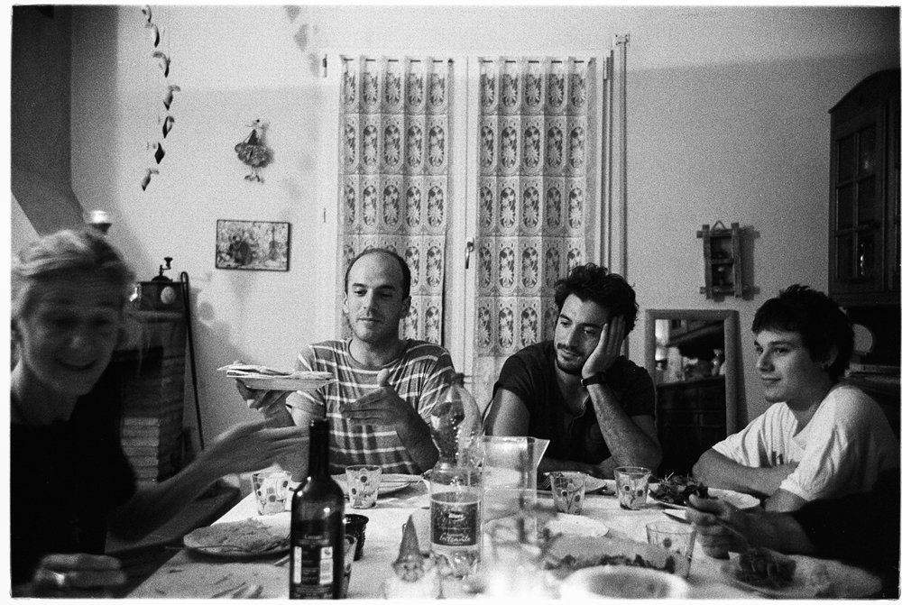 Family Dinner Lugo, Italy  2017