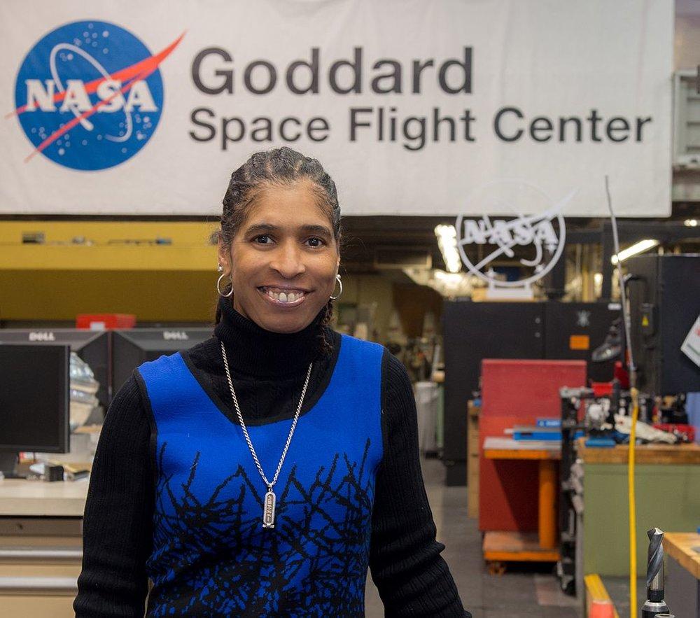 Dr. Aprille Ericsson (Image credit: NASA)