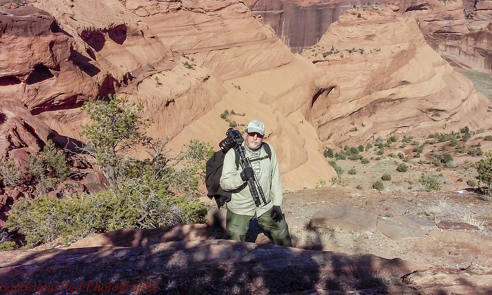 Me in Canyon De Chelly